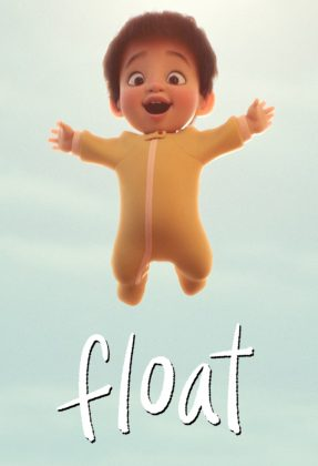 Affiche Poster float disney pixar