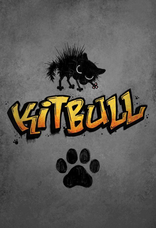 affiche kitbull disney pixar