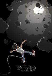 Affiche Poster wind disney pixar