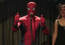 capture spider man far from home disney marvel