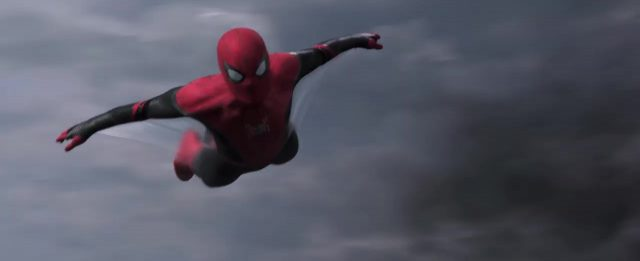 capture spider man far from home disney marvel