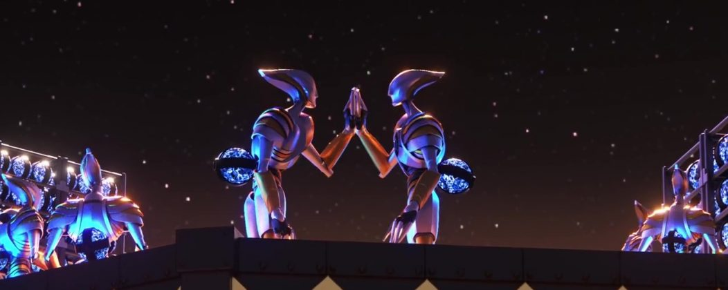 Image smash grab disney pixar