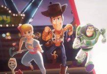 image toy story 4 bergère bo peep disney pixar