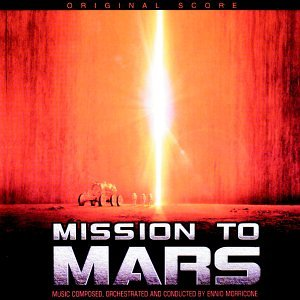 bande originale soundtrack ost score mission mars disney touchstone