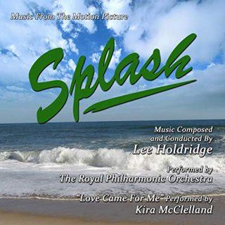 bande originale soundtrack ost score splash disney touchstone