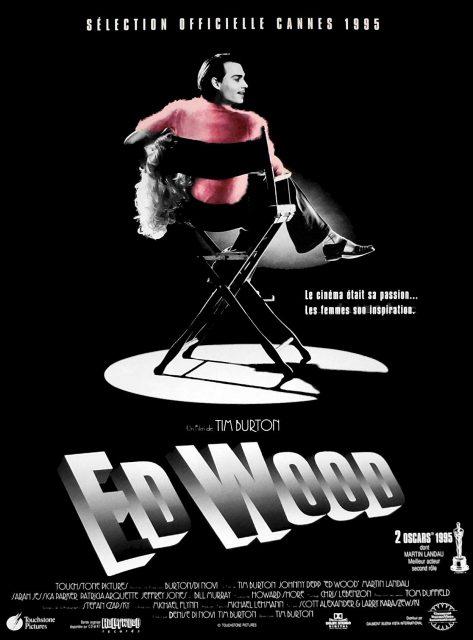 Affiche Poster ed wood disney touchstone