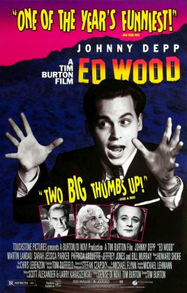 Affiche Poster ed wood disney touchstone