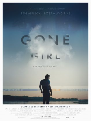 Affiche Poster Gone Girl disney 20th century fox