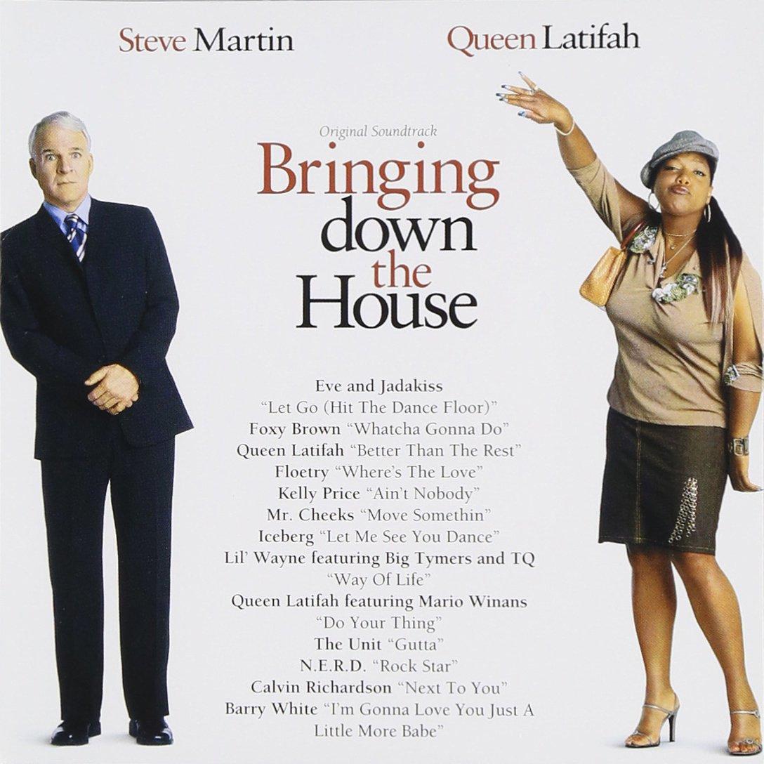 bande originale soundtrack ost score bronx bel air Bringing Down the House disney touchstone