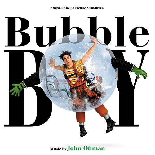 bande originale soundtrack ost score bubble boy disney touchstone