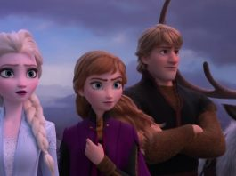 capture reine neiges 2 frozen disney