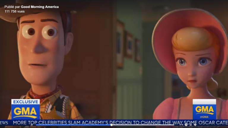"""""""Toy Story 4"""" : premier extrait du film !"""