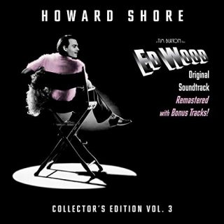 ed wood bande originale soundtrack ost score disney touchstone