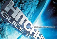 h2g2 guide voyageur intergalactique Hitchhiker galaxy bande originale soundtrack ost score disney touchstone