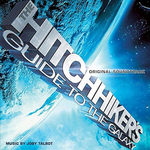 h2g2 guide voyageur intergalactique Hitchhiker galaxy bande originale soundtrack ost score disney touchstone