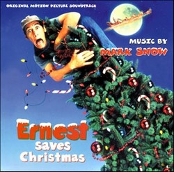 bande originale soundtrack ost score ernest save christmas pere noel prison disney touchstone