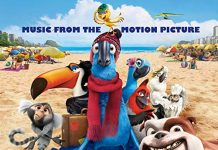 bande originale soundtrack score ost rio disney fox blue sky
