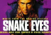 bande originale soundtrack ost score snake eyes disney touchstone