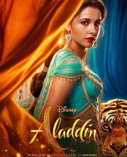 Affiche Poster aladdin disney