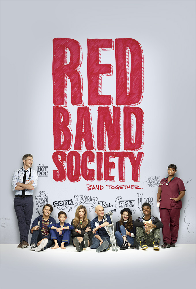 Affiche Poster red band society disney abc série tv