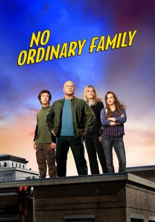 Affiche Poster super hero ordinary family abc série disney