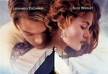 Affiche Poster Titanic disney 20th century fox