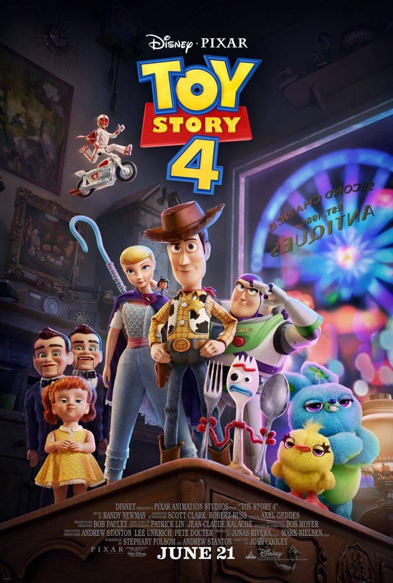 """""""Toy Story 4"""" : une nouvelle bande-annonce et affiche !"""