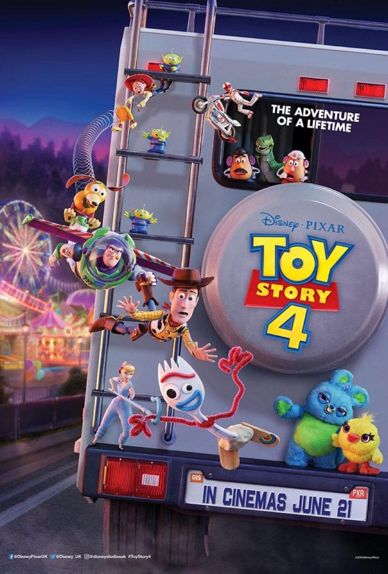 """""""Toy Story 4"""" : les nouvelles voix françaises dévoilées."""
