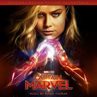 bande originale soundtrack ost score captain marvel disney