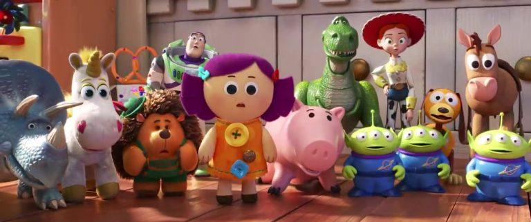 """""""Toy Story 4"""" : aucun court-métrage de prévu."""