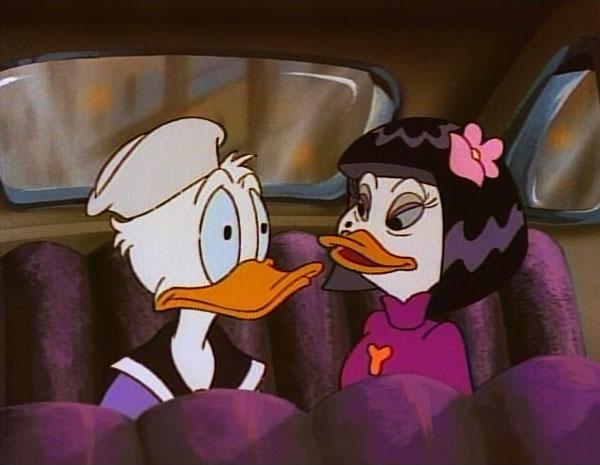 donald spies eyes disney ducktales
