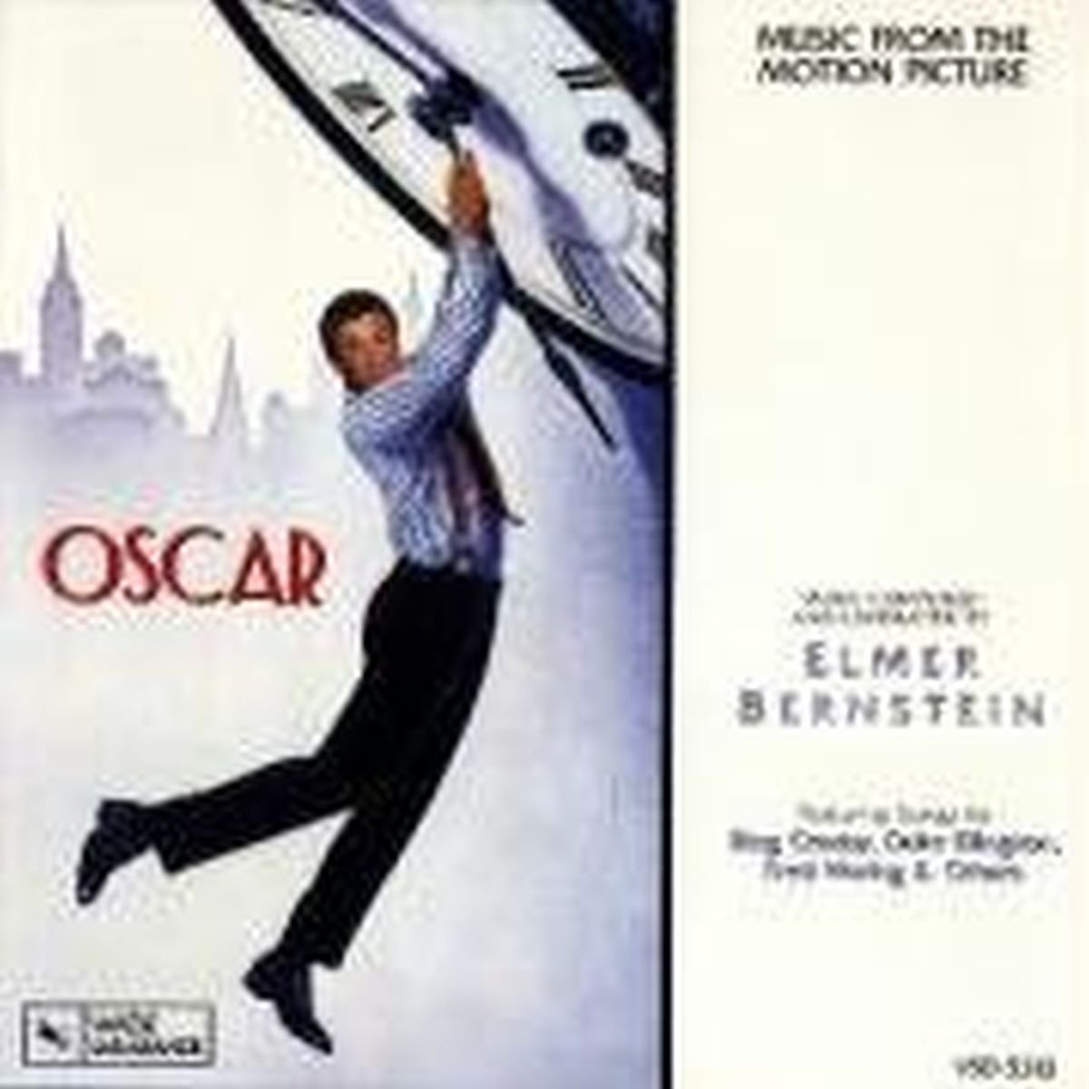 bande originale soundtrack ost score embrouille sac oscar disney touchstone