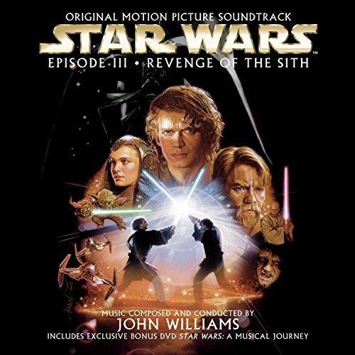 bande original soundtrack ost score star wars revenge revanche sith disney lucasfilm