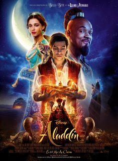 Affiche Poster aladdin film disney