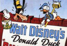 Affiche Poster colleurs affiches billposters disney donald