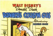 Affiche Poster cousin donald gus disney