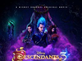 Affiche poster descendants 3 disney channel