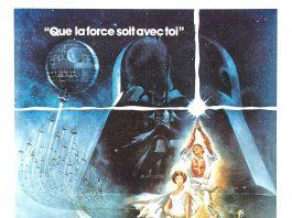Affiche Poster star wars new hope guerre étoile disney lucasfilm