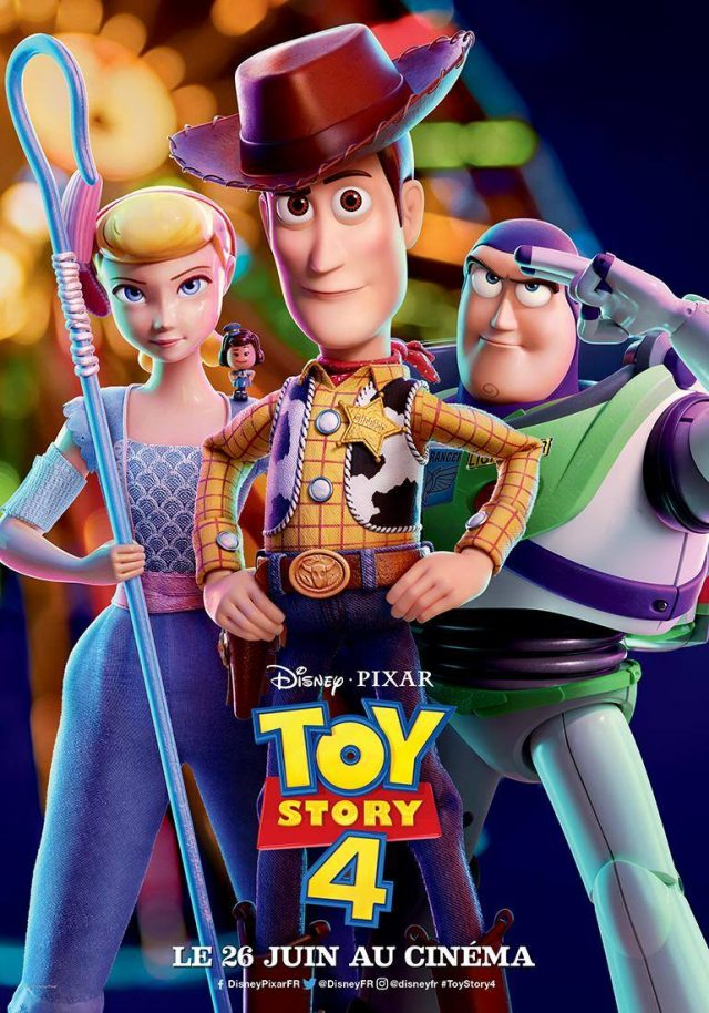 Affiche Poster toy story 4 disney pixar