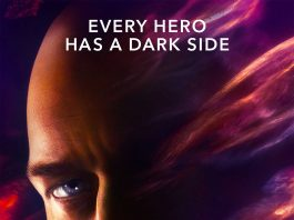 Affiche Poster x-men dark phoenix disney marvel fox