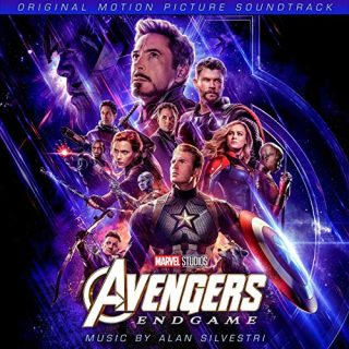 bande originale soundtrack ost score avengers endgame disney marvel