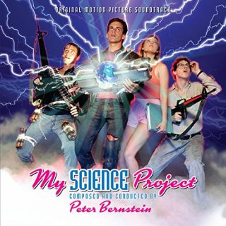 bande originale soundtrack ost score aventuriers 4e dimension project science disney touchstone