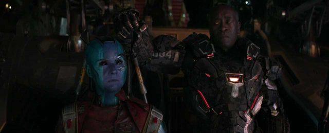 capture avengers endgame disney marvel