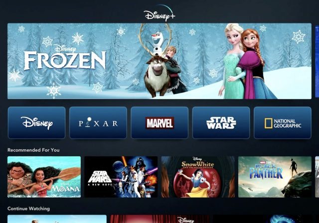 capture disney +