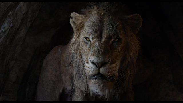 capture roi lion king disney