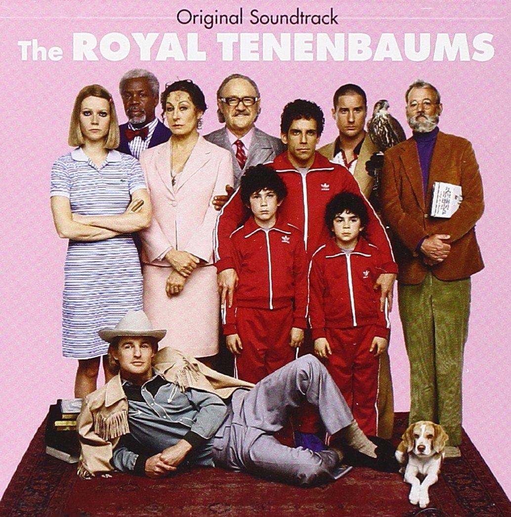 bande originale soundtrack ost score famille royal tenenbaum disney touchstone