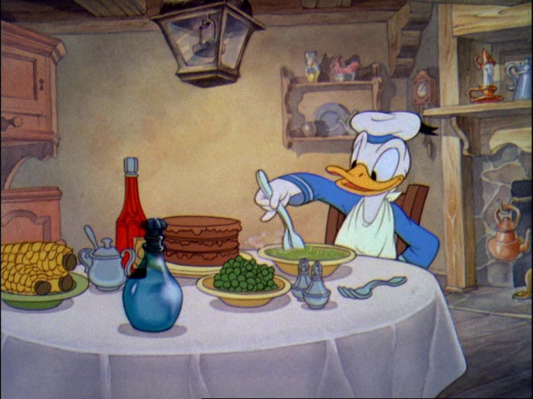 Image cousin donald gus disney