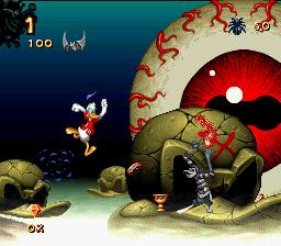 maui mallard cold shadow donald disney jeu video game