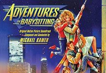 bande originale soundtrack ost score nuit folie Adventures Babysitting disney touchstone