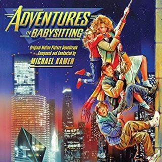 bande originale soundtrack ost score nuit folie Adventures Babysitting disney touchstone